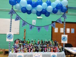 Fundraising Table July 2014