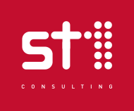 ST1 consulting logo